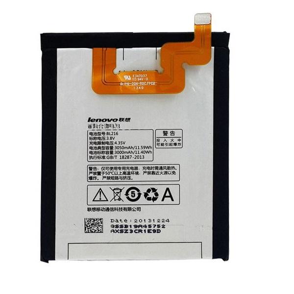خرید باطری اصلی لنوو Lenovo BL216 K910 VIBE Z K910E