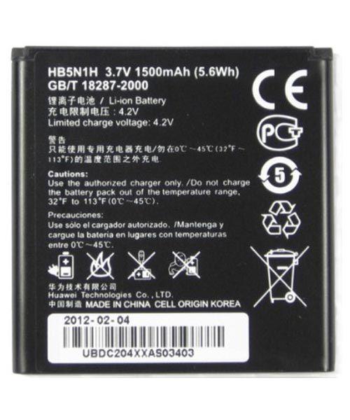 خرید باطری اصلی Huawei G300 Y330 Y320 HB5N1H