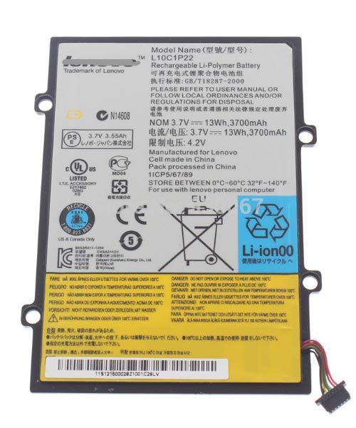 خرید باطری اصلی تبلت لنوو Lenovo Le Pad A1 L10C1P22