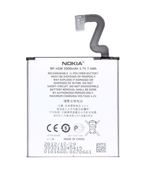 خرید باطری اصلی نوکیا لومیا Nokia Lumia 920 BP-4GW