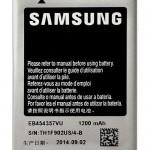 خرید باطری اصلی سامسونگ Samsung Galaxy Y S5360 Yung EB454357VU