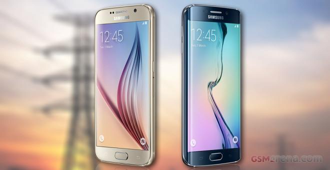 تست و عملکرد باتری سامسونگ Galaxy S6 و Galaxy S6 edge