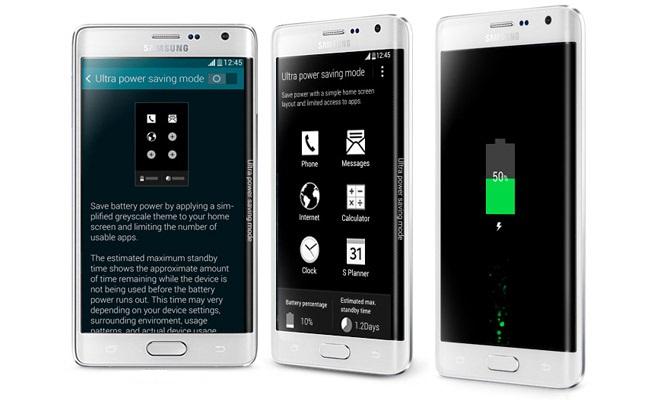 تست و عملکرد باتری Samsung Galaxy Note Edge