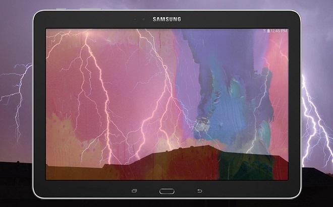 تست و عملکرد باتری Samsung Galaxy Tab Pro 10.1
