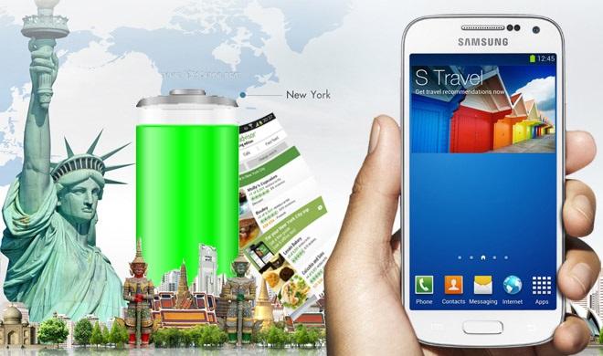 تست و عملکرد باتری Samsung Galaxy S4 mini duos