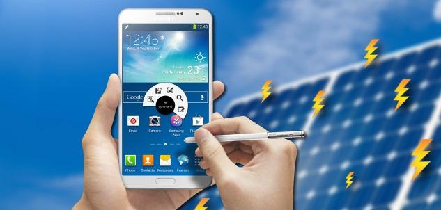 تست و عملکرد باتری Samsung Galaxy Note 3