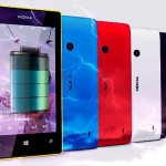 تست و عملکرد باتری Nokia Lumia 520