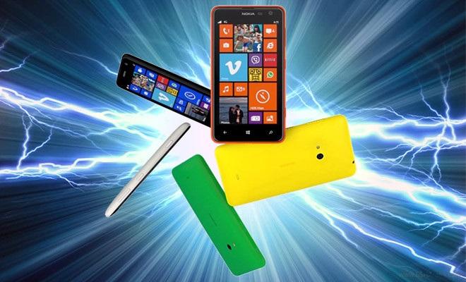 تست و عملکرد باتری Nokia Lumia 625