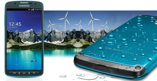 تست و عملکرد باتری Samsung Galaxy S4 Active