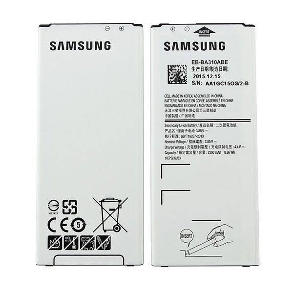 باطری اصلی Samsung Galaxy A310 A3 2016