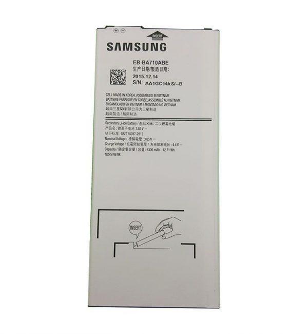 باطری اصلی Samsung Galaxy A7 A710