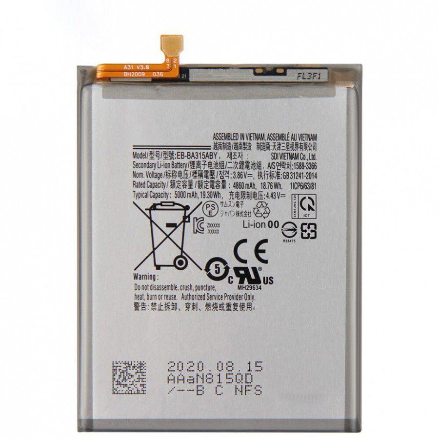 قیمت خرید باتری سامسونگ گلکسی آ 31 Samsung A31 | مرکز باطری